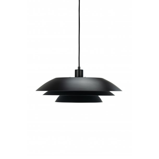 DL45 Black Pendant