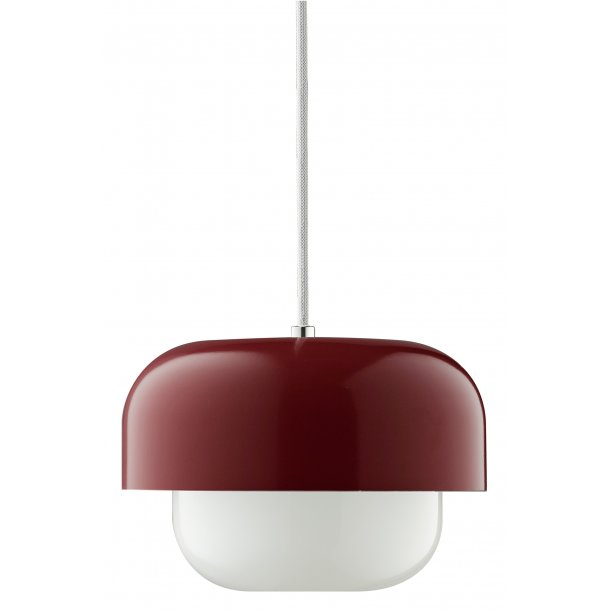 Haipot Red Dusty Pendant