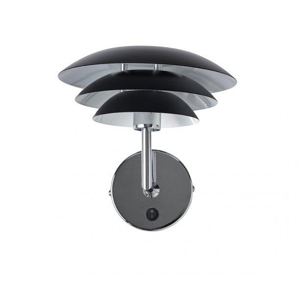 DL20 Wall lamp black