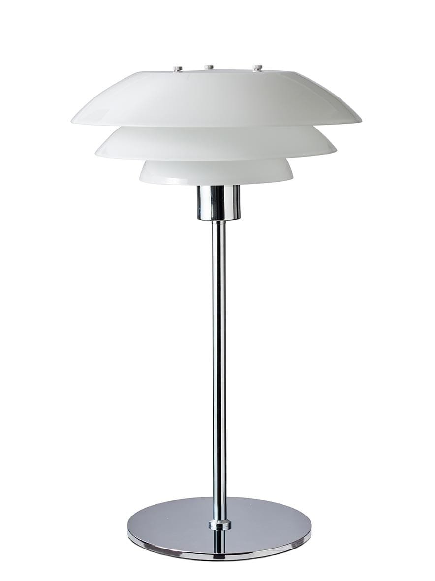 DL31 Opal Bordlampe