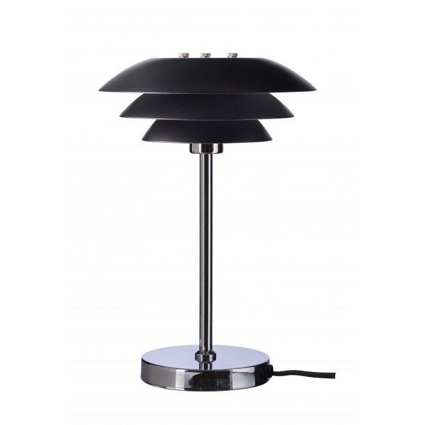 DL20 Black Table Lamp